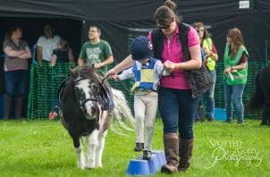 Competitions for all the Family at the Mirfield Show