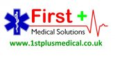 First + MedicalSolutions logo